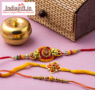 Buy one get one offer on rakhi @ Indiagift.in