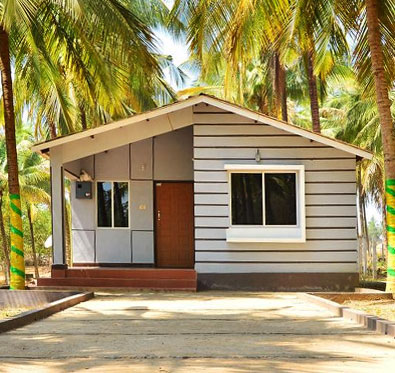 Rs 999 for 1 night stay @ The Wild Club & Resorts