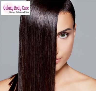 Rs 2499 for hair servcies @ Galaxy Body Care Unisex Salon
