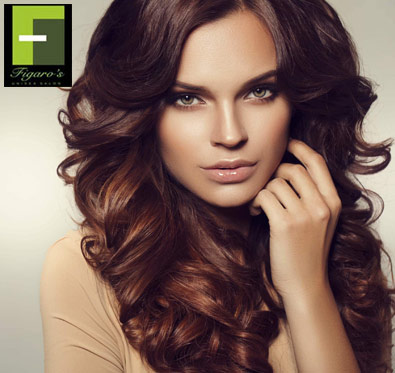 Rs 2200 for hair servcies @ Figaro's Unisex Salon