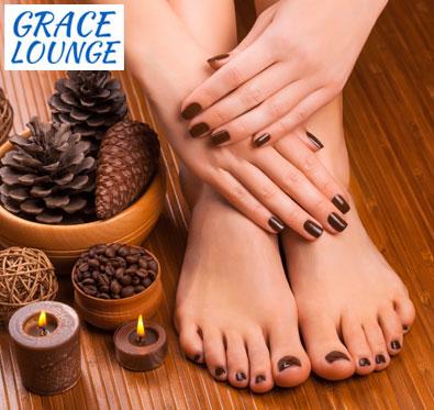 Upto 65% off on Beauty sercives & more @ Grace Lounge