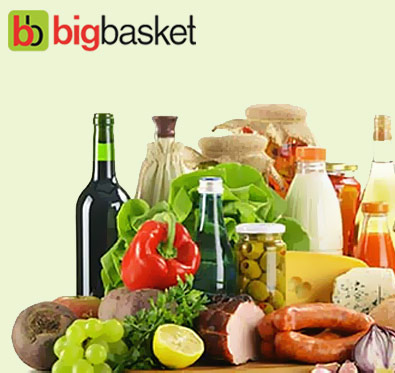 Flat 50% off on Brown rice, olive oil more @ Bigbasket